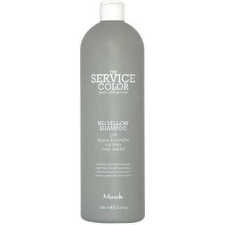 The Service Color Regenerating No-Yellow Shampoo - Шампунь от желтизны
