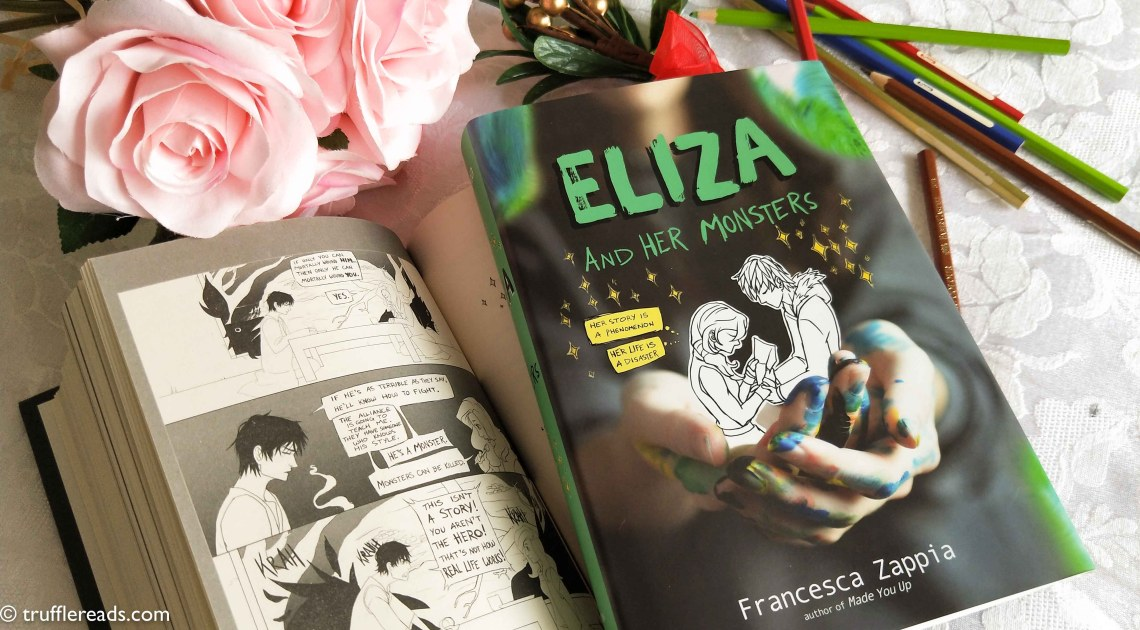 eliza11 1 of 1 - Eliza and Her Monsters Book Review