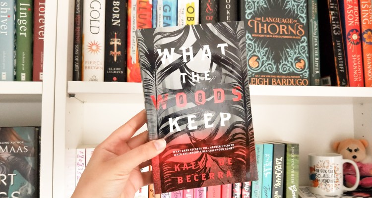 Author Interview: What the Woods Keep's Katya de Becerra