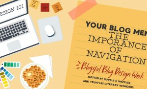BLOGIFUL DAY 4: Your Blog Menu