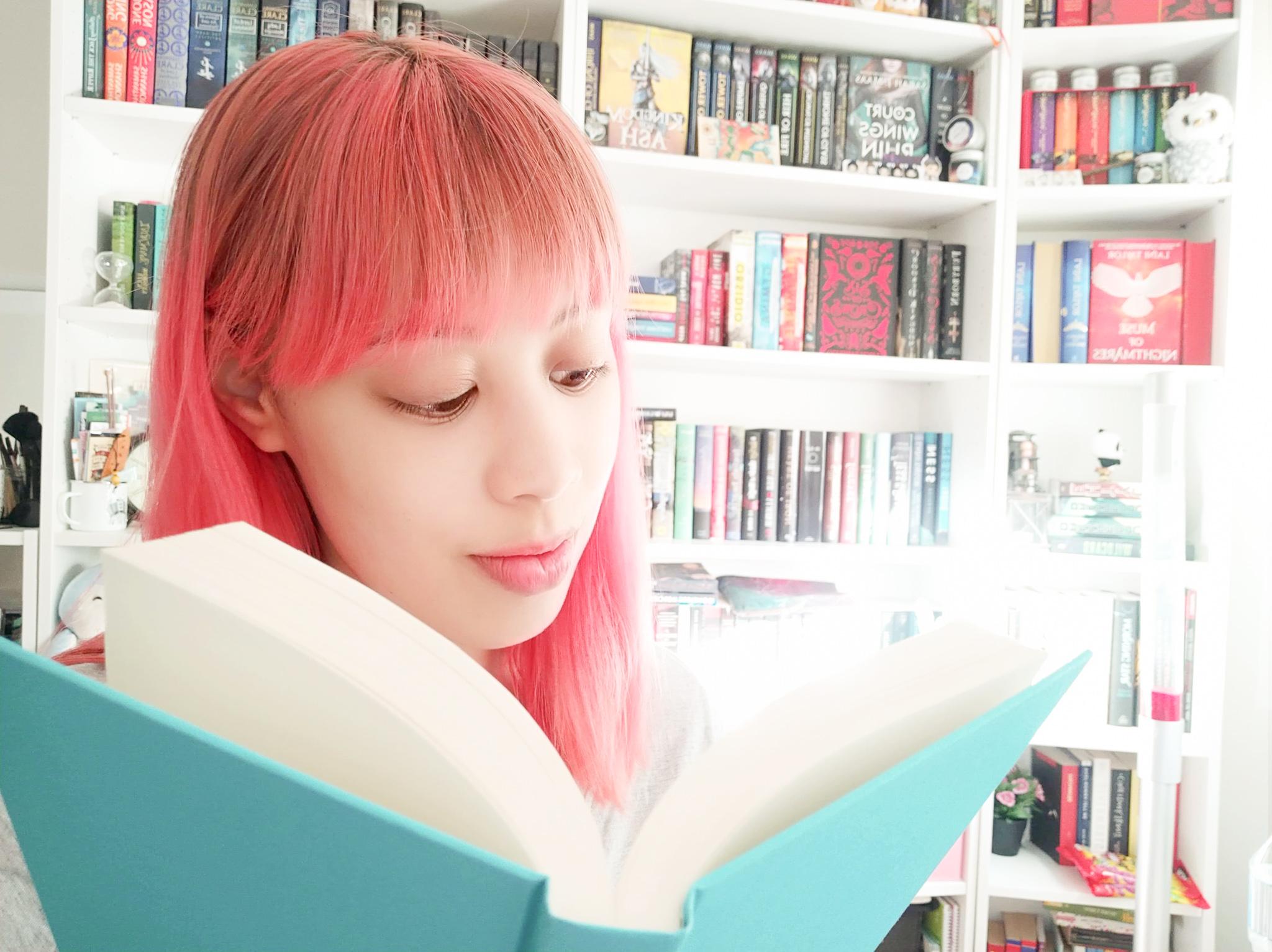 BOOK TAG: Secret Life of a Book Blogger Tag