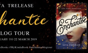 Author Interview: Enchantée's Gita Trelease | Blog Tour