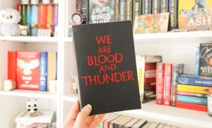 We Are Blood & Thunder by Kesia Lupo Book Review