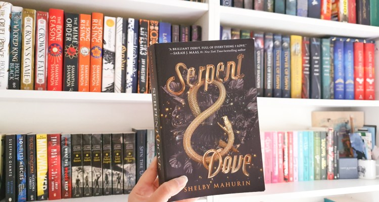 Serpent & Dove Book Review