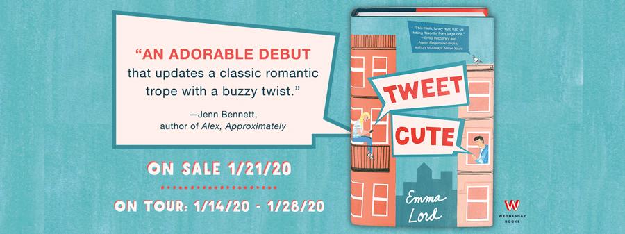 Tweet Cute Book Review | Blog Tour