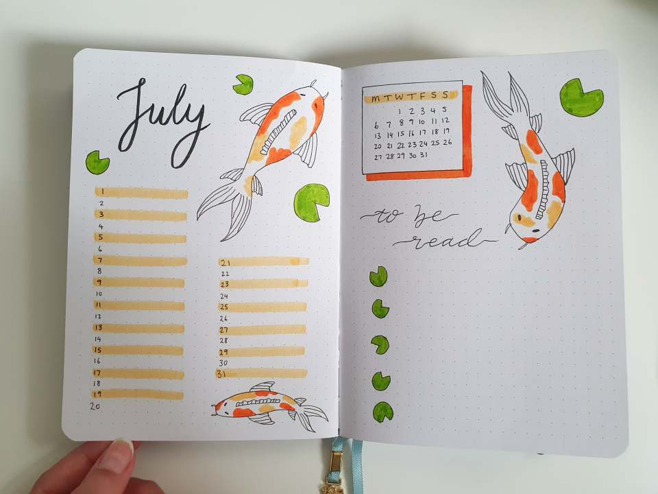 106282788 1398077823717610 3874621514627978150 n 1024x768 - Plan With Me | New Bookish Bullet Journal & July 2020 Spreads!