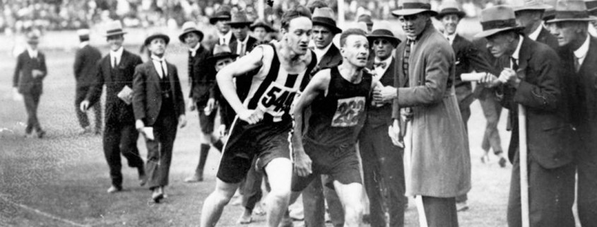 Truii data visualisation, analysis and management Don McLeod of the Mayne Harriers Athletics Club running second in the Queensland Mile Championship at the Brisbane Exhibition Ground 1920s -crop