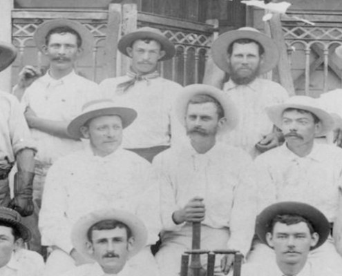 Truii data visualisation, analysis and management Cricket club at Boonah Queensland 1901