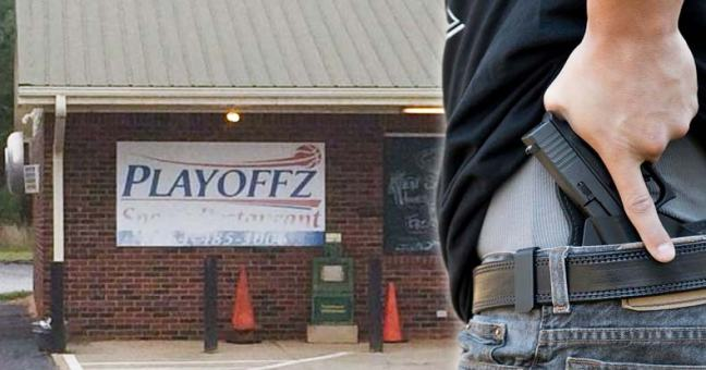 Concealed Carrier Stops Mass Shooting
