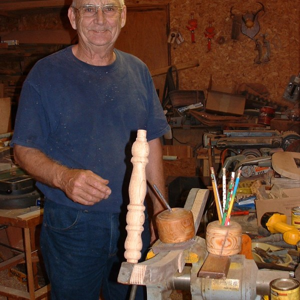 Craftsman Ray Runion