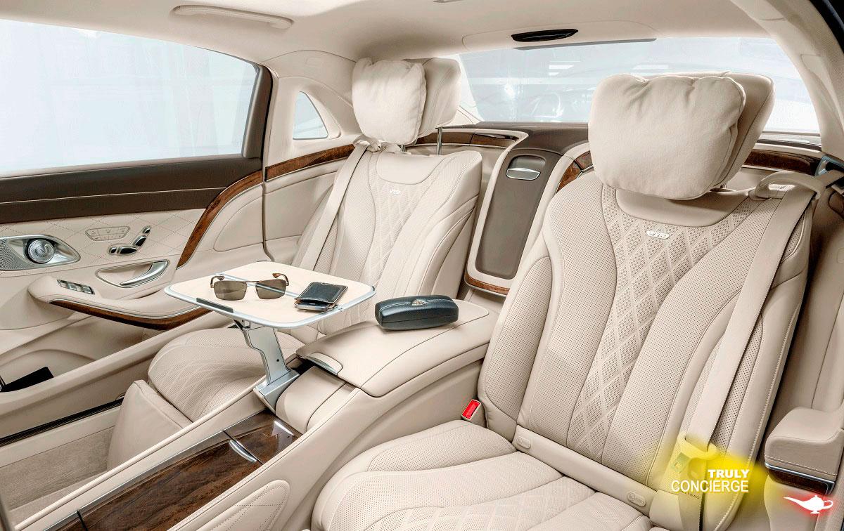 Truly Concierge Luxury Car Service