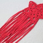 Star Wall Hanging Free Crochet Pattern Truly Crochet