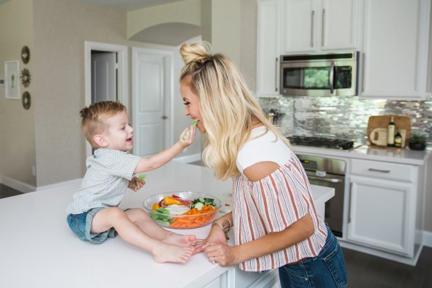 Truly_Destiny_Mommy_And_Me_Healthy_Snack