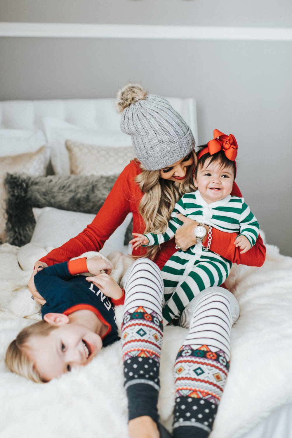 Family Holiday Pajamas | PJs For The Whole Family! | Christmas PJs for Mom, Dad and the kids!