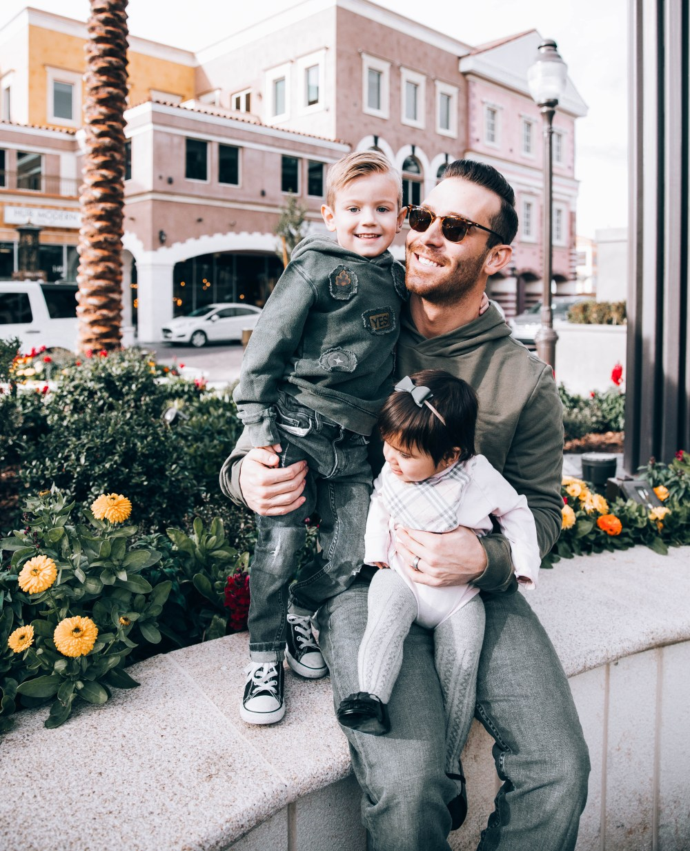Update on our life and outfit details for everyone in the fam! Everyone needs a good pair of denim and Nordstrom has it covered! #trulydestiny #nordstromoutfits #familyphotos #denim