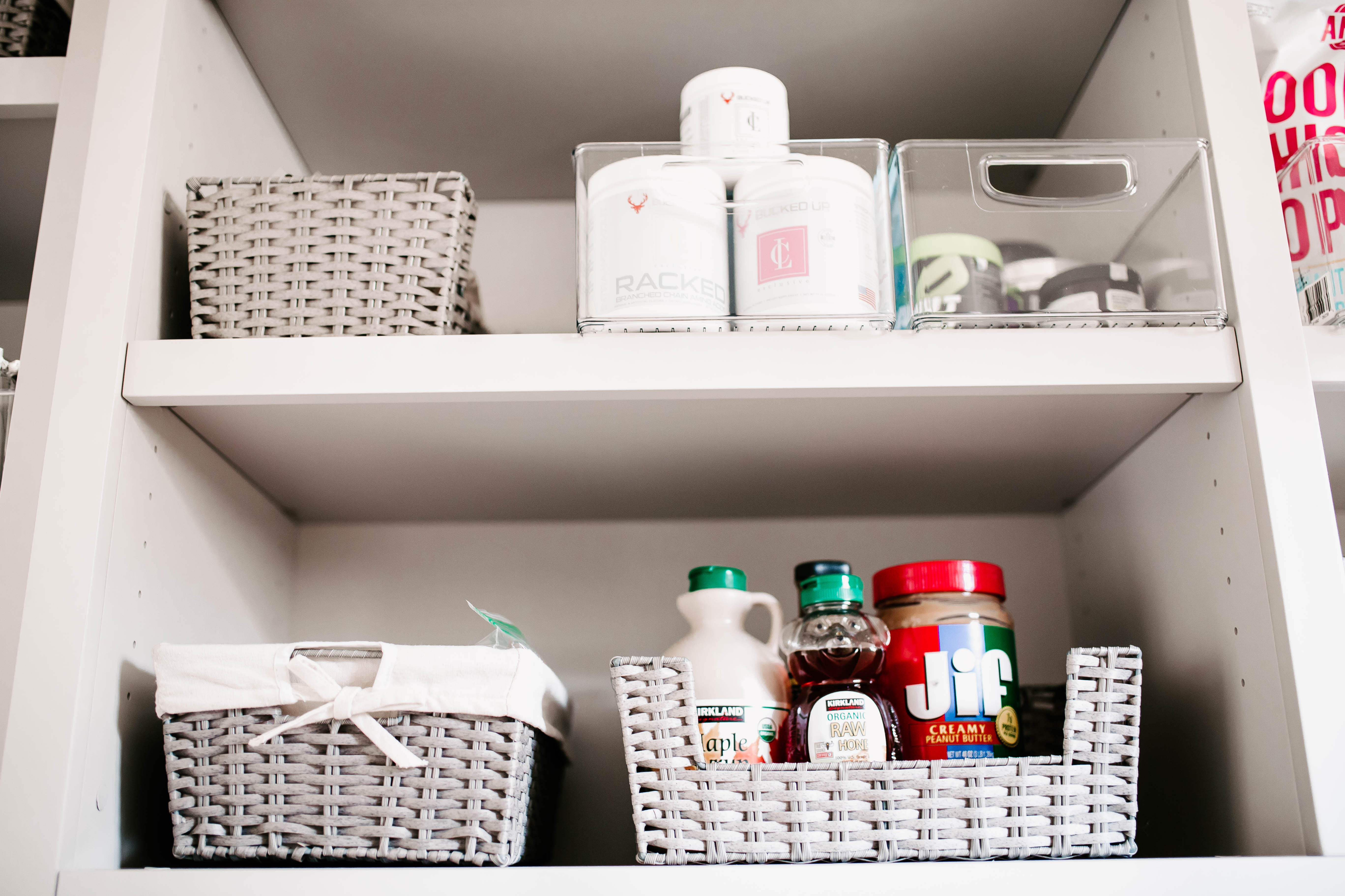 9d33ab9705f Pantry Organization   The Container Store