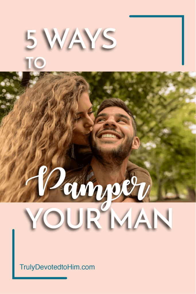 husband and wife being affectionate in marriage. 5 ways to seriously pamper your man on a normal basis as a spectacular wife.