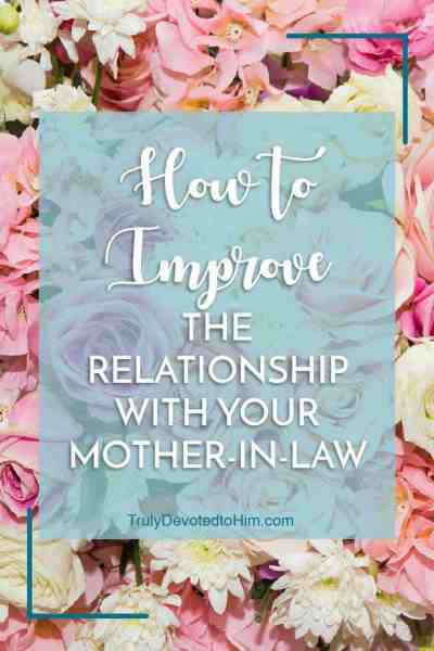 The relationship between daughter-in-law and mother-in-law can be tense. Here are ways to improve the relationship with your mother-in-law.