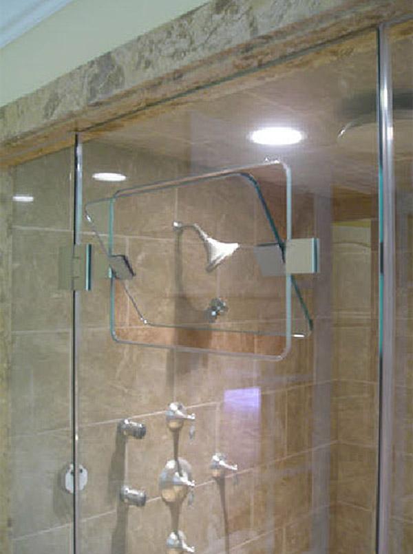 Inline Frameless Shower Enclosure Frameless Steam Shower VA