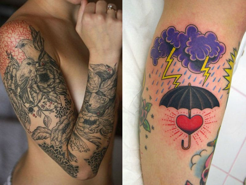 35 Best Tattoo Sleeve Ideas For Women That Will Boggle