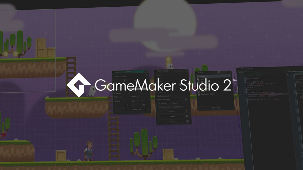 YoYo Games launch GameMaker Studio 2 console exports, hint at Switch support