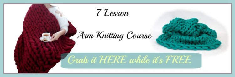 arm knitting course