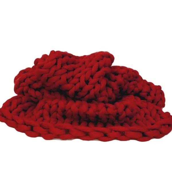 knit stitch blanket