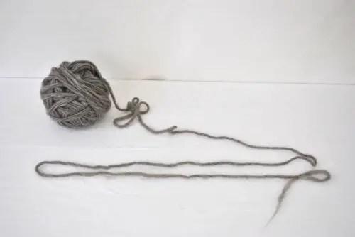 diy chunky yarn