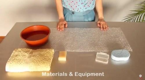 easy beginners wet felting tutorial