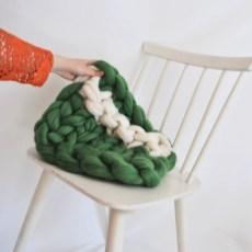arm knitting tutorial