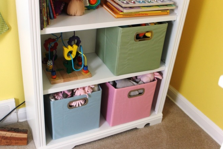 Storing Baby's Toys