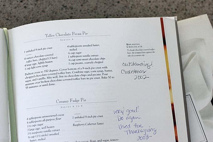 Junior League of Houston Cookbook - Best Pecan Pie Ever!