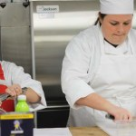 Molly and Rachel at Braise