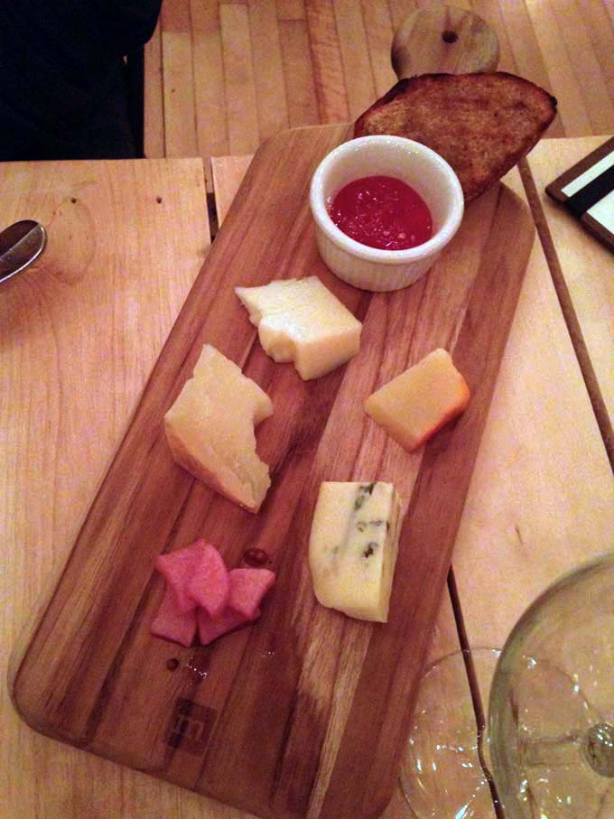 Cheese Board at Braise Walkers Point, WI