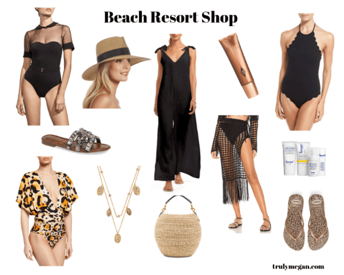 Get Spring Break Ready: 2019 Beach Resort Shop