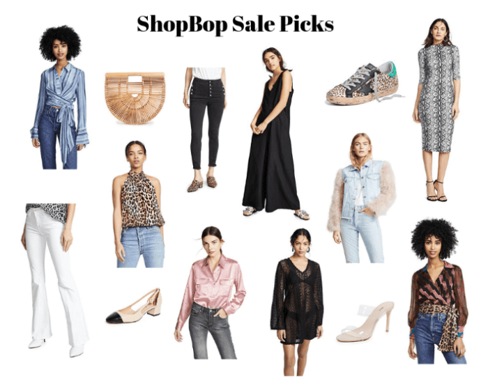 ShopBop Sale Extended Through Tonight!