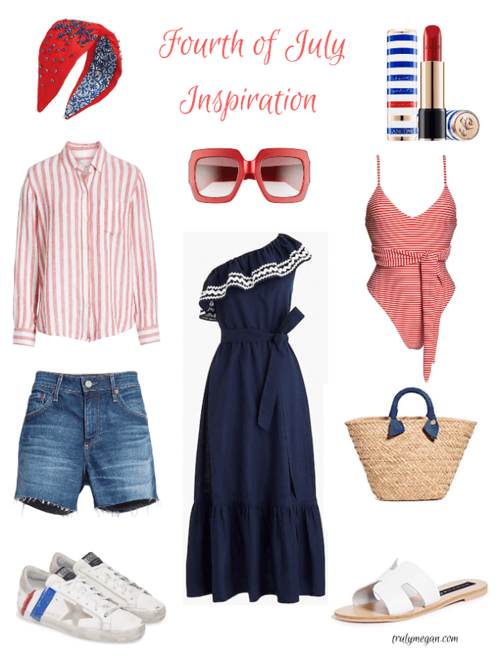 4th of July Outfit Inspiration Plus the BEST Sales Happening Now!
