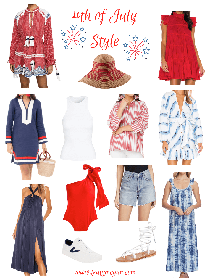 4th of July Style picks.