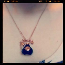 Necklace: Ebay