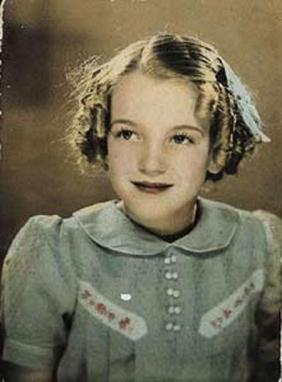 marilyn monroe norma jean as a child