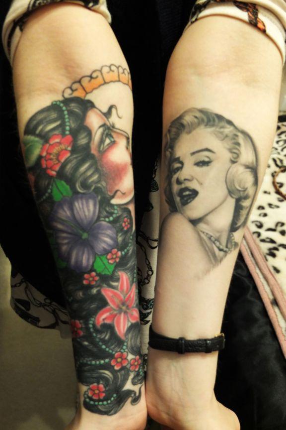 My tattoos (1)