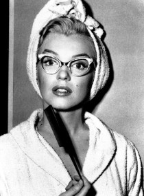 marilyn glasses
