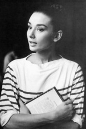 striped audrey