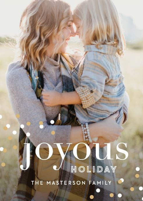Best 2017 Christmas Card Designs