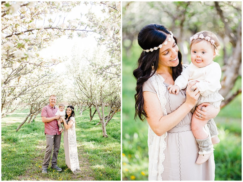 Jones | Provo Orchard | Blossoms Family Pictures
