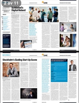 An Informilo publication with insights into the key topics presented at SIME Stockholm.
