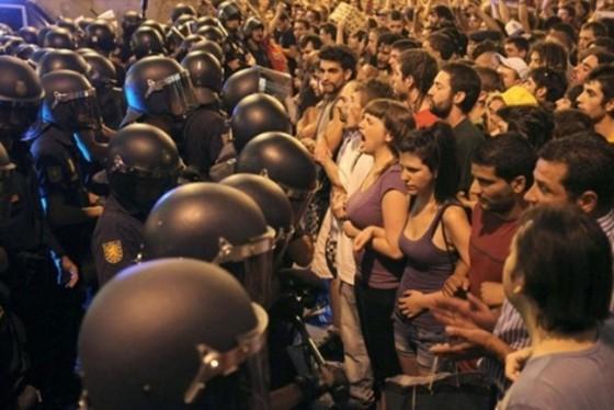Protestas Madrid, 2 de agosto de 2011