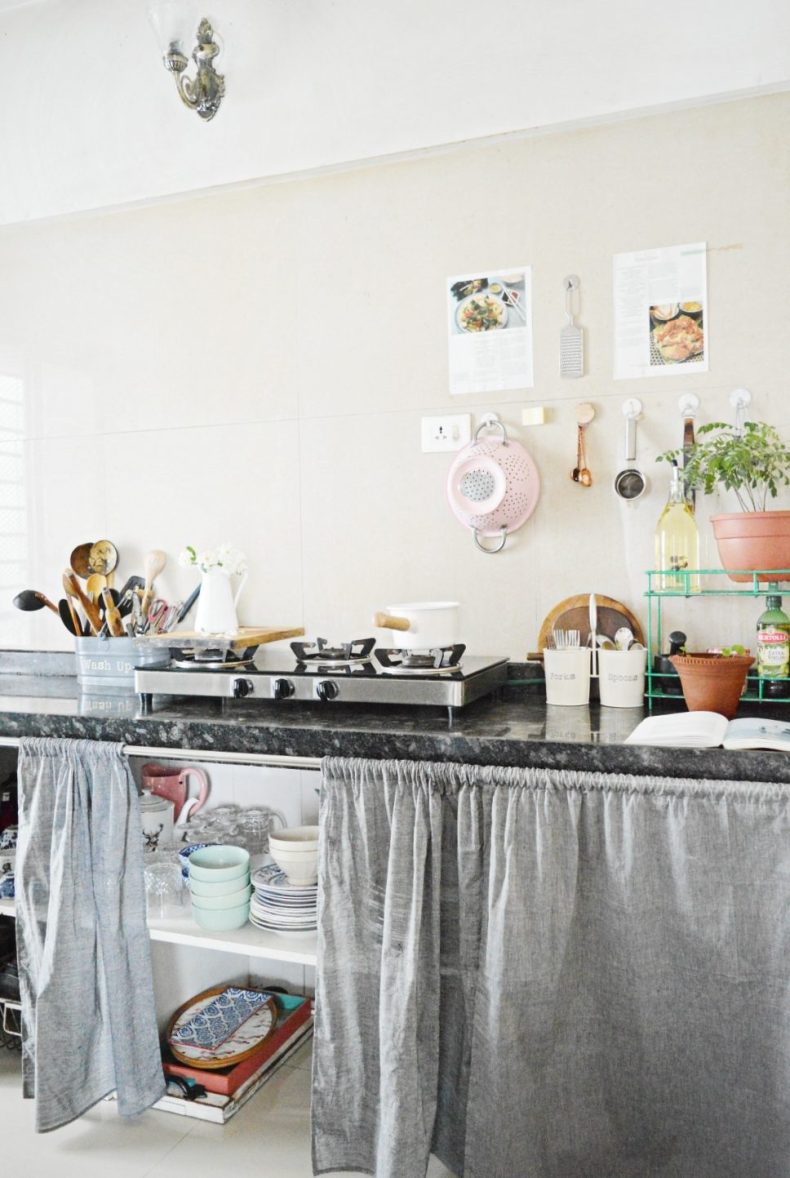 Kitchen Ideas Specially Created For Rental Kitchens In Indian Apartments