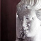 Stone Details Design Classical sculpture (Trumeau Stones)