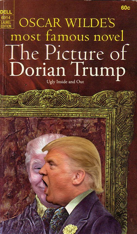 ThePictureOfDorianTrump